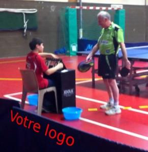 Jacques Secretin et Guillaume Géo André